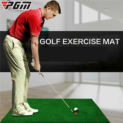 Indoor Golf Practice Mat Outdoor Training Hitting Pad Golf Putting Mat With Tee