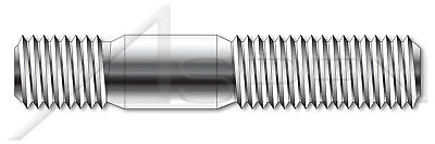 200 pcs M8-1.25 X 70mm DIN 939 Double-Ended Stud A4 Stainless