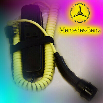 MERCEDES HOME 500 350e CHARGER CONDITIONER-CABLE B C E S CLASS GLE GLC HYBRID
