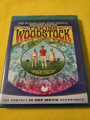 Taking Woodstock (Blu-ray Disc, 2009)!!!