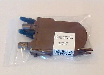 Agilent Vacuum Chamber 5067-4734 Systec P/N 9000-1972 (New) Factory Sealed Bags