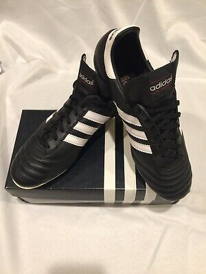 d113bf35bfd MENS ADIDAS COPA MUNDIAL SOCCER CLEATS BLACK WHITE 015110