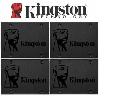 "Kingston A400 SSD 120GB 240GB 480GB Internal Solid State Drive 2.5"" SATA III PC"
