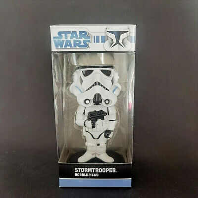 STAR WARS STORM TROOPER PVC bobble-head 16cm Funko