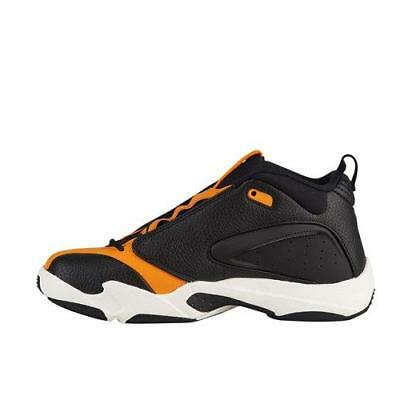3a5c67a44c94 NIKE AIR JORDAN Jumpman Quick 23 Black Orange Peel Sail AH8109-008 ...