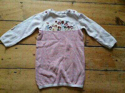 Baby & Toddler Clothing Size 9-12 Months Clothing, Shoes & Accessories Sainsburys Tu Baby Girl Navy Dress