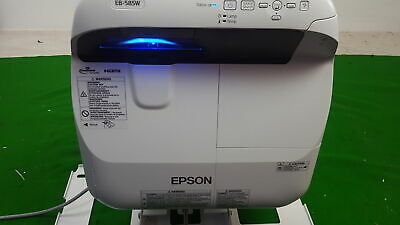 Epson EB-585W Ultra Short Throw Projector Teaching Lectures