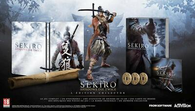 Sekiro : Shadows Die Twice - édition collector PS4