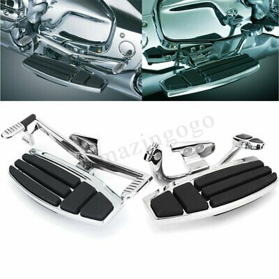 Pair Front Foot Board Peg New For Honda Valkyrie Goldwing GL1800/F6B 2001-2016