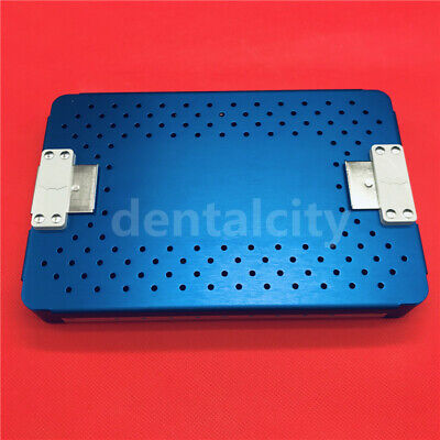 Ophthalmic Surgical Instruments Autoclavable Disinfecting box sterilization case