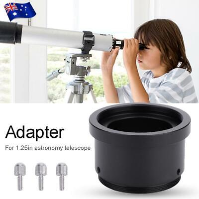 Telescope Camera Adapter M42X0.75 to 1.25inch Extension Tube Ring for Telescope