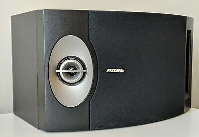 Bose 201 Series V speakers - in mint flawless condition
