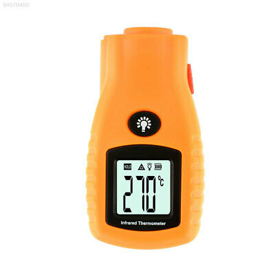 E1BB No-Contact GM270 Infrared Thermometer Laser Gun LCD -50~280C Portable 8:1*
