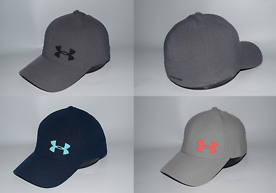 55ca6e7495c Under Armour Men s ArmourVent Training Cap  1291857 Stretch Fit Hat L XL XL
