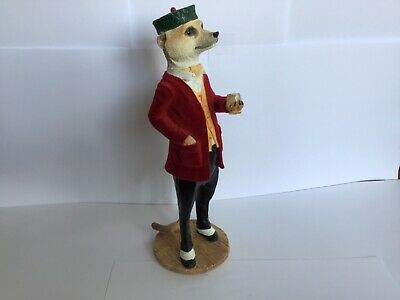 Super Country Artists Magnificent Meerkats Alexei Figure