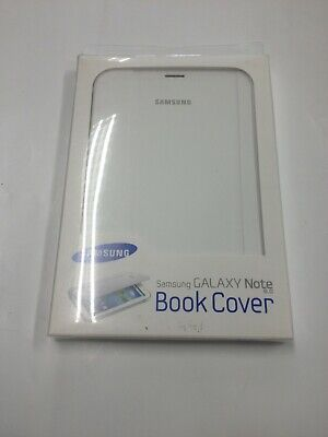 Samsung Galaxy Note 8.0 Book Cover - White (EF-BN510BWEGWW)