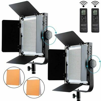 LED Light Panel Video Light |Pack of Two