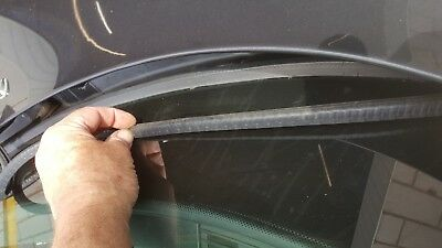 Mercedes W126 Sec And Saloon Lower Front Screen Trim 380 420 500 560