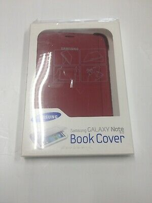 Samsung Book Cover Note 8 Red Ef-Bn510Bregww