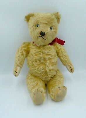Nice Old Mohair English Teddy Bear c. 1930s