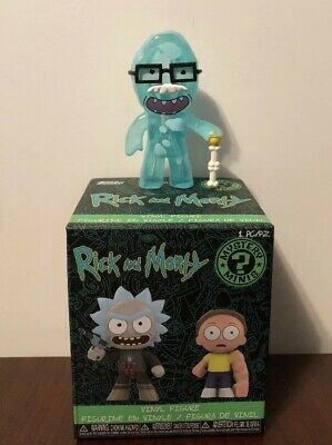 Rick and Morty Funko Mystery Minis Series 2 Dr Xenon Bloom RARE CHASE