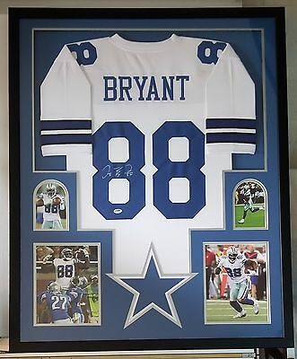 1bba0bc312b DEZ BRYANT AUTOGRAPHED Signed Limited Edition Nike Jersey Dallas ...