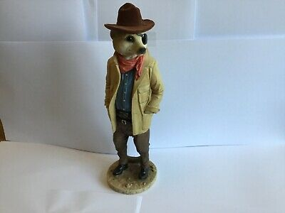 Country Artists Magnificent Meerkats The Duke John Wayne Figure