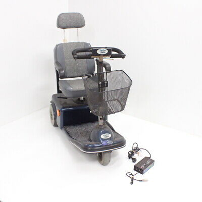 Turbo 3000 3-Wheeled Blue Mobility Scooter PICK UP ONLY #209
