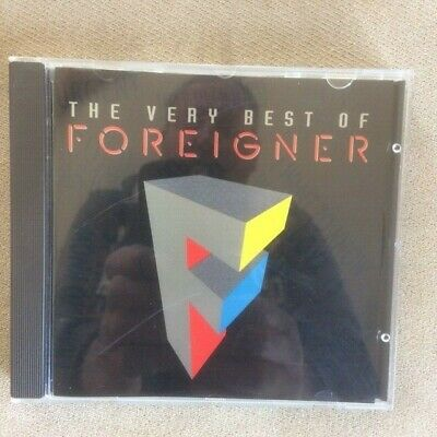 Cd - The Very Best Of Foreigneur - 7567-80505-2 Xv
