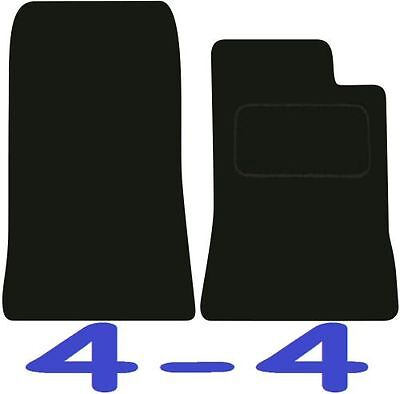 Morgan 4-4 Tailored Deluxe Quality Car Mats 1978-2002