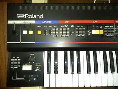 PATCHES FOR ROLAND Juno 106 organized into banks! - $25 00
