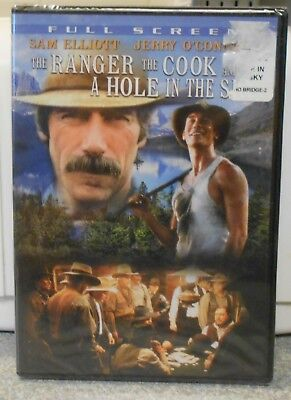 The Ranger, the Cook and a Hole in the Sky (DVD 2004) RARE 1995 TV MOVIE NEW