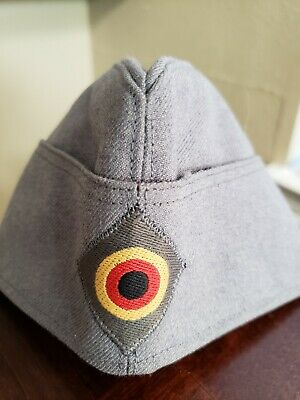 Vintage West German Bamberger Military Cap. FREE Shipping