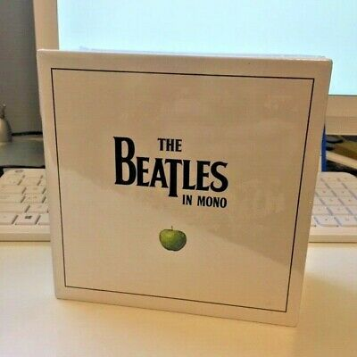 The Beatles In Mono 2009 First Pressing Remastered 13-CD Box Set New Authentic