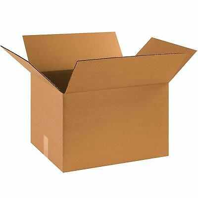 Double Wall Cardboard Postage Boxes Postal Mailing Small Parcel Box 8 x 8 x 6""