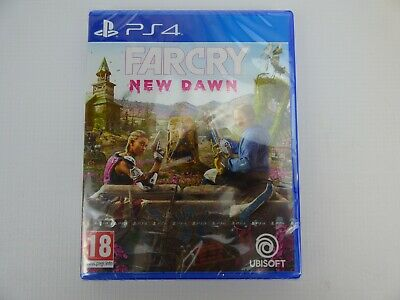 Far Cry New Dawn PS4 Game (BRAND NEW & FACTORY SEALED) - UK STOCK #B2