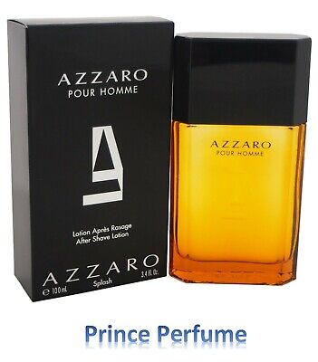 AZZARO POUR HOMME AFTER SHAVE LOTION - 100 ml