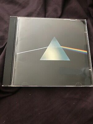 The Dark Side of the Moon by Pink Floyd (Remaster CD, Oct-1994, Capitol)