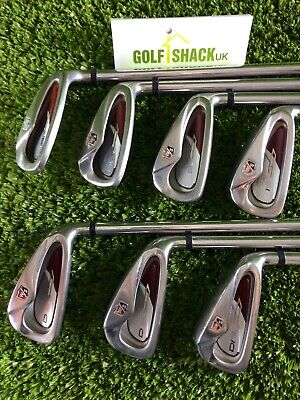 Wilson DI9 Irons 4-Sw (no 9 Iron) with True Temper TX 99 Uniflex Shafts (4112)