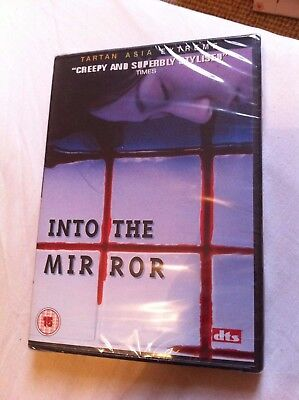 Into The Mirror - 2003 Korean horror (New/sealed region-free PAL DVD)