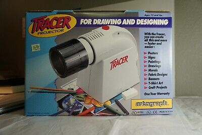 Artograph Tracer Art Projector Enlarger Drawing 225-360 (Free Shipping) Used