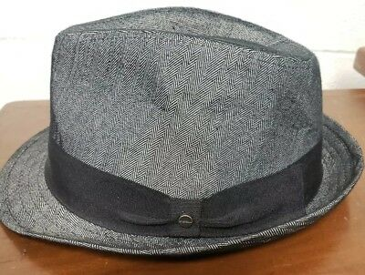 All American Stetson #6805 NEW Men/'s Plaid Ear Flaps Cabbie Hat