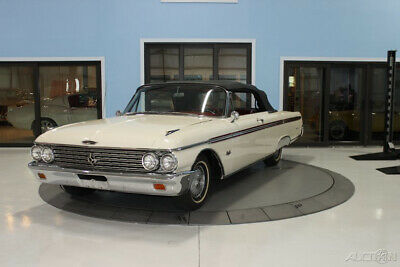 1962 Ford Galaxie Sunliner 500 1962 Sunliner 500 Used Automatic
