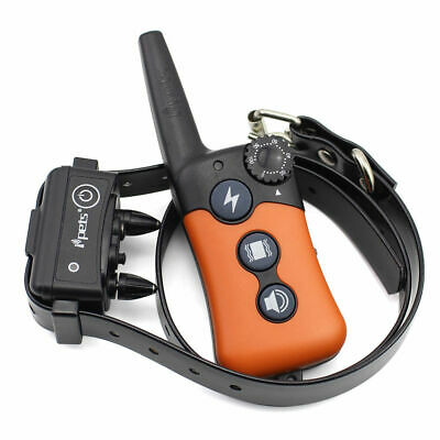 NEW Ipets 900ft Remote Dog Shock Collar Rechargeable Waterproof Training Collar