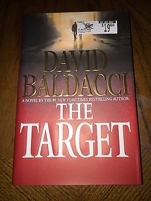 2014 The Target Hardcover Book by David Baldacci