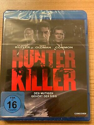 Hunter Killer - (Gerard Butler) # BLU RAY-NEU (ovp!)