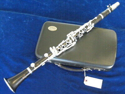 1958 Buffet-Crampon R-13 B-Flat Clarinet,no Cracks, All New Pads, Super-Superb!