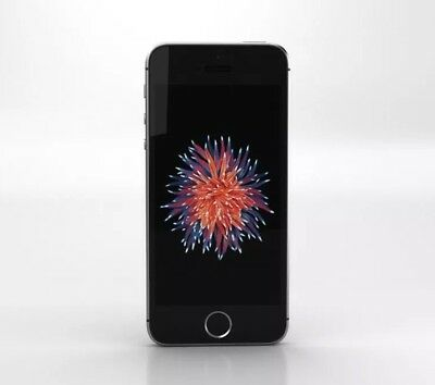 Apple iPhone SE - 32GB - Space Grey (Factory Unlocked) Excellent Condition