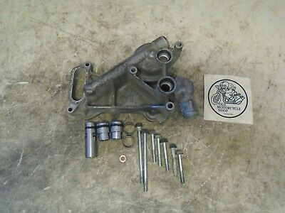 1996 Honda Cbr 600 Oil Cooler Housing And Hardware