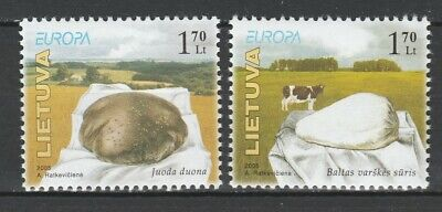 Lithuania 2005 CEPT Europa 2 MNH Stamps